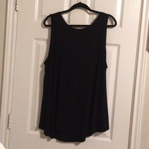 Old Navy Black Tank